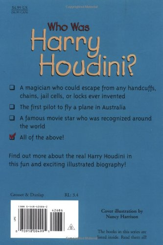 harry houdini and magic essay
