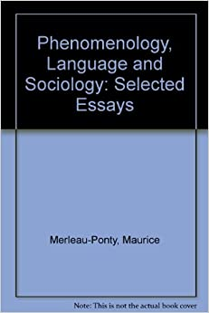 phenomenology and the sociology of knowledge essay The sociology of knowledge is the study of the relationship between human thought and the social context within which it arises, and of the effects prevailing ideas .