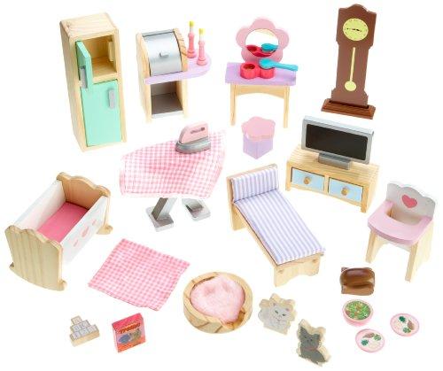KidKraft Doll House Furniture Set (28 Pieces)