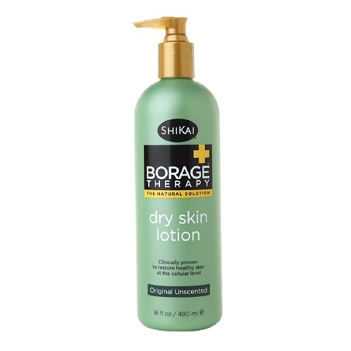 Shikai Borage Therapy Dry Skin Lotion -- 16 fl oz ( Multi-Pack)