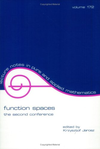 Function spaces, the second conference