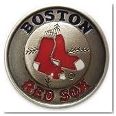 ボストン・レッドソックス MLB ピンバッチ