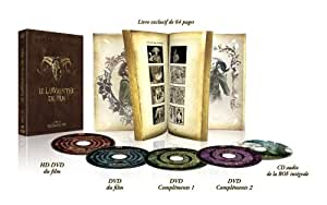 Le Labyrinthe De Pan - Edition Ultime THX 5 Discs (3 DVD + 1 HD DVD + 1 CD de la BOF   Livre 64p. + étui) [Édition Ultime]