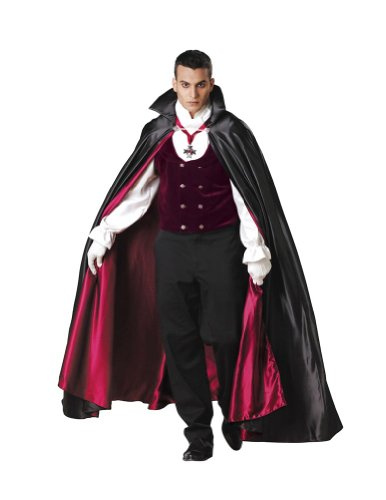 Vampire Gothic Adult Med Adult Mens Costume