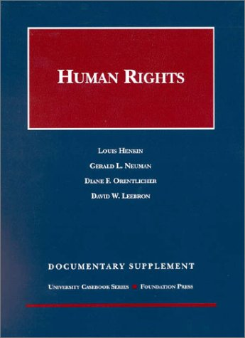 Human Rights, Documentary Supplement (English And English Edition)