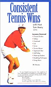Consistent Tennis Wins [VHS]
