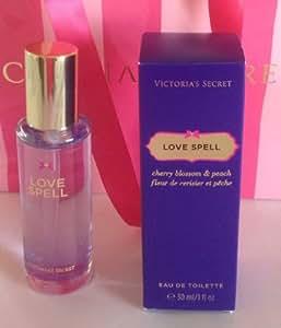 Victorias Secret Garden Love Spell Perfume Beauty