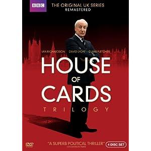 House of Cards Trilogy: Amazon.ca: Ian Richardson ...