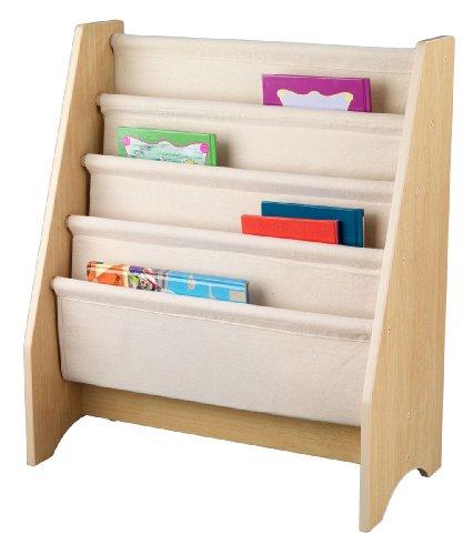 Sling Bookshelf - Natural