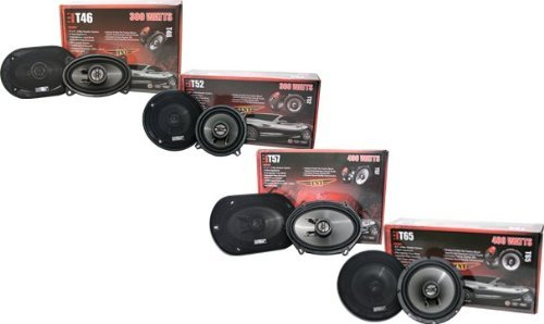 "Earthquake Tnt Car Speaker T57 5X7"" 2-Way Coaxial Speakers"