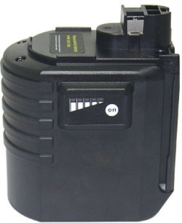 toolsdown Replica Bosch 24V 3.0Ah NI-MH Battery - with light indicator