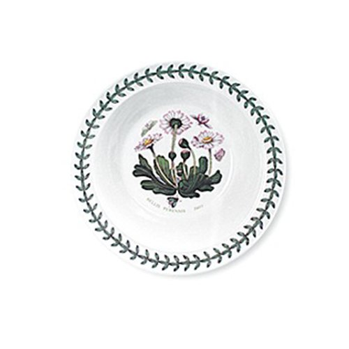 Portmeirion Botanic Garden Cereal/Soup Bowls, Set of 6