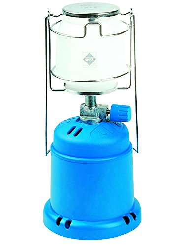 Campingaz-2000010189-Gaslampe-Camping-206-blau-Gr-L-12-x-26-cm