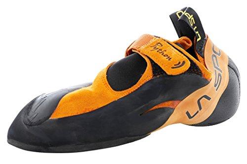 La-Sportiva-Python-climbing-shoe-Gentlemen-orangeblack-Size-425-2016-climbing-shoe