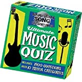 Ultimate Music Quiz - Name That Song Category On CD - Includes 1,900 Questions Over 10 Trivia Categories
