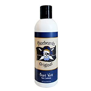 Bluebeards Original Beard Wash with Extra Conditioning Agents (8 oz.)