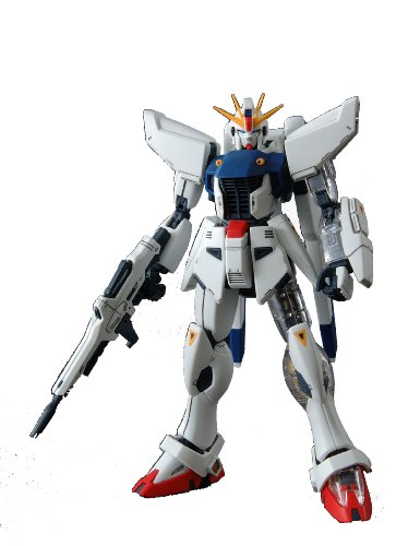 Gundam F-91 Gundam F91 with Extra Clear Body parts MG 1/100 Scale