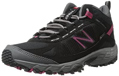 Simple New Balance New Balance WW659 Women Mesh Brown Hiking Shoe Athletic