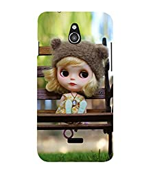 SEXY DOLL Designer Back Case Cover for Infocus M2