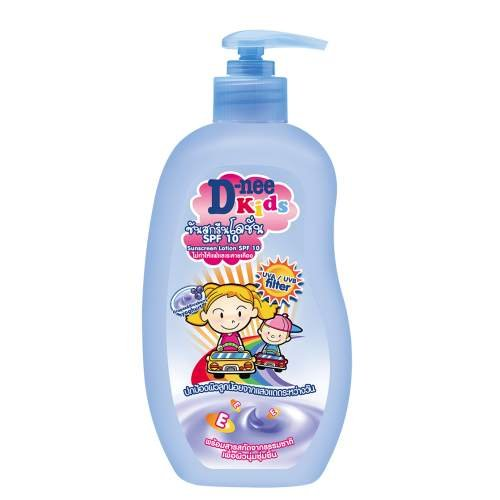 D-Nee Kids Sunscreen Lotion Spf 10
