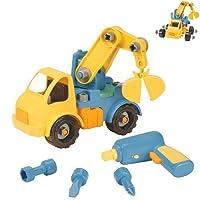 Take-A-Part Crane Truck