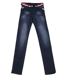 DUC Boy's Denim Black Jeans (kd10-black-40)