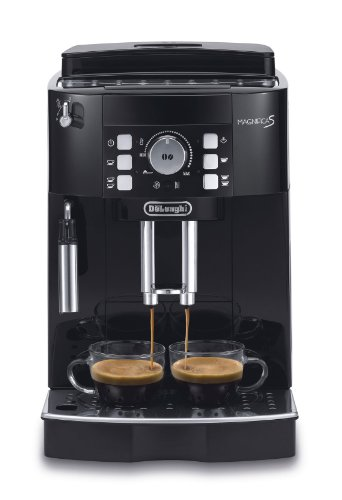 DeLonghi ECAM 21.117.B Kaffee-Vollautomat, schwarz thumbnail