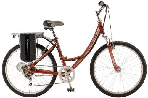 Currie EZip Trailz Step Thru Women's Electric Bike