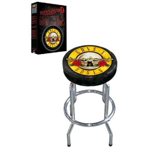 Guns & #39n Roses bar stool