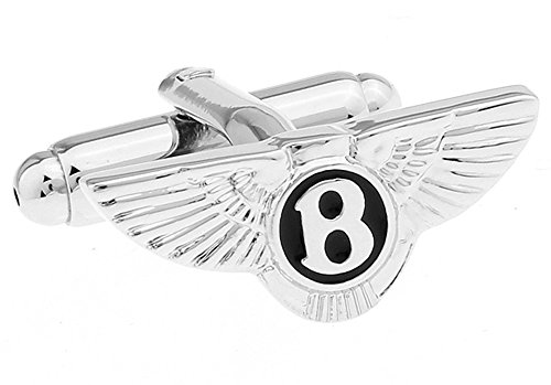 personalized-stainless-steel-bentley-car-logo-cufflinks-set-with-nice-gift-bag