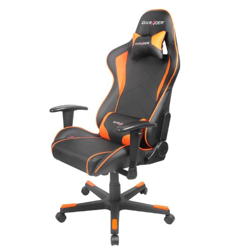 Dx Racer Fe08No Office Chair Ergonomic Computer Chair Gaming Chair Rocker front-716416