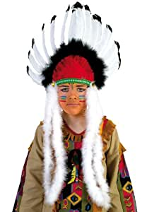 Rubie's 6 220664 - Indianer Kopfschmuck