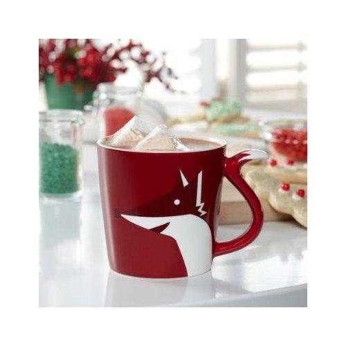 Starbucks Fox Tail Mug, 8 Fl Oz