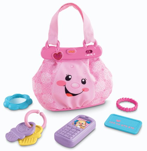Fisher-Price Laugh and Learn My Pretty Learning Purse - 1