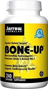 Jarrow杰诺Formulas Bone-Up强骨配方骨骼保健品 240颗 SS $14.80