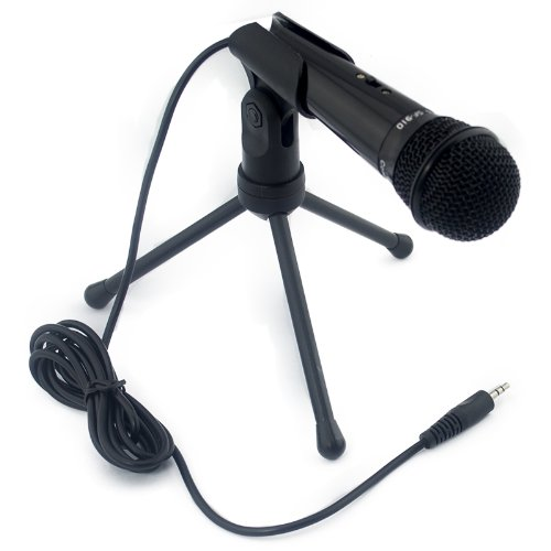 Ckeyin Podcast Home Recording Stand Alone Desktop Dynamic Recording Condenser Microphone Speech Voice