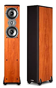 Polk Audio TSi300 Floorstanding Speaker (Single, Cherry)