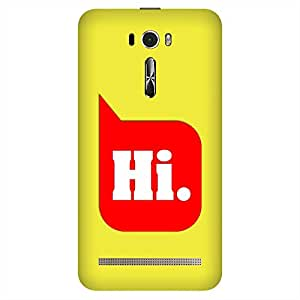 Bhishoom Asus Zenfone 2 Laser - Premium Designer Printed Mobile Phone Case & Covers for Asus Zenfone 2 Laser ZE601KL