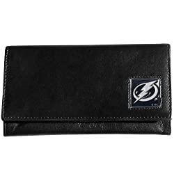 NHL Tampa Bay Lightning Genuine Leather Women's Wallet