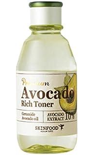 SKINFOOD Premium Avocado Rich Toner Питательный тонер с маслом авокадо