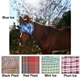Kensington KPP Fly Mask with Fleece Trim
