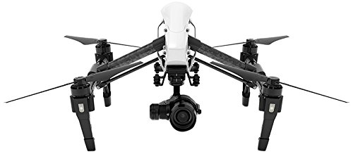 DJI Inspire 1 Pro Black Edition Drone with Single Remote Controller & Lens