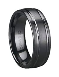 local jewelers men's wedding rings ceramic