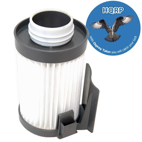 Hqrp Washable Vacuum Filter Fits Eureka Dcf-10 / Dcf-14 / 79982 / 75273-1 / 62731A / 62731B / 62731 + Hqrp Coaster front-297664