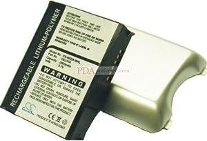 2800mAh Extended Battery fits O2 XDA Mini s, Mini Pro, i-mate K-Jam, Qtek 9100, Orange SPV M3000, HTC Wizard, ERA MDA Vario series