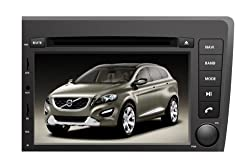 See AupTech 2001-2004 Volvo S60 DVD Player Android System GPS Navigation Radio Stereo Video 2-Din HD Screen With Bluetooth,Wifi,3G,Build in Analog TV Details