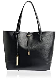 Vince Camuto Leila Tote,Black,One Size