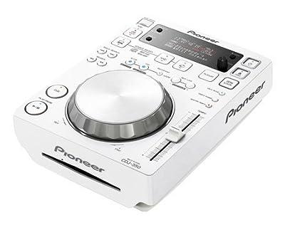 Pioneer CDJ-350 Digital Multi Player (Pearl White)