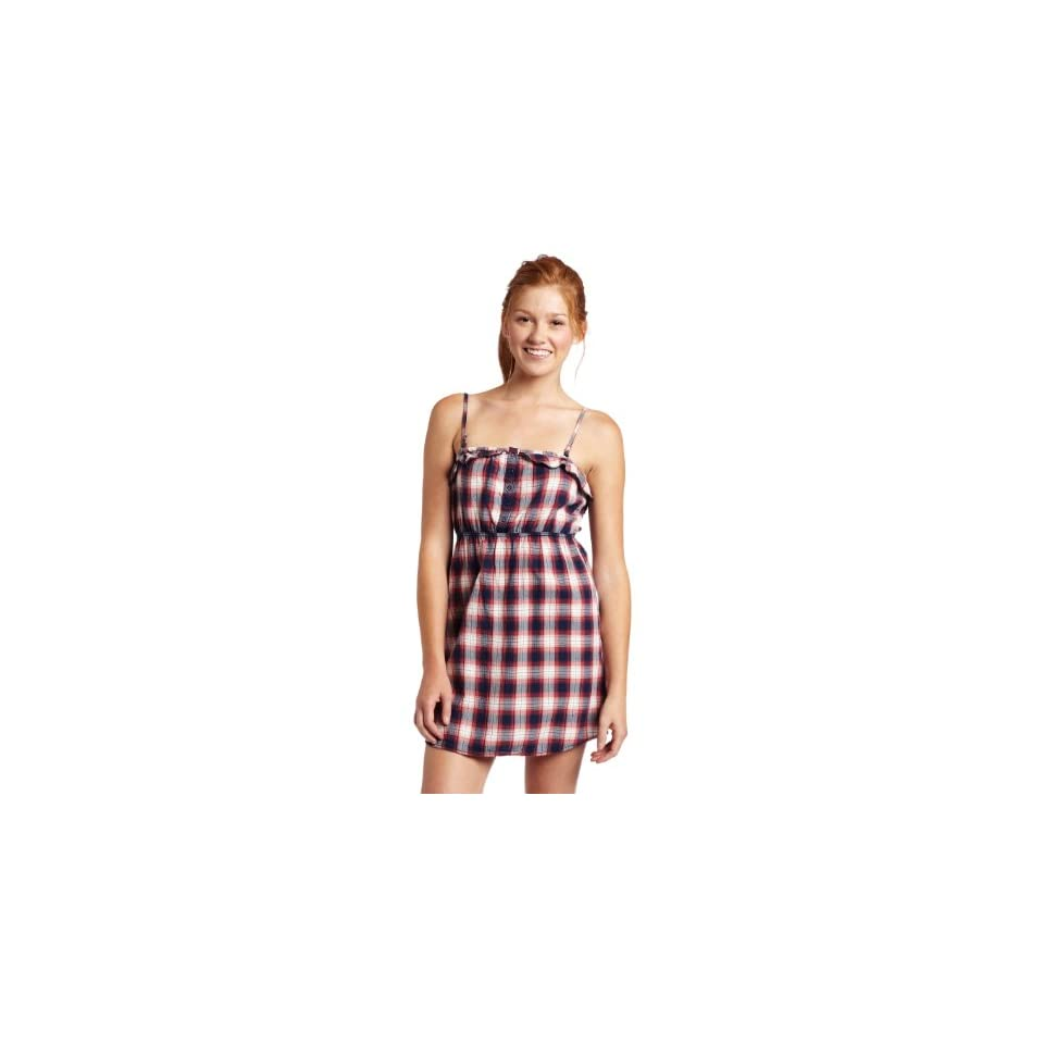 80757006acc7 Roxy Juniors Sequoia Halter Dress Clothing on PopScreen