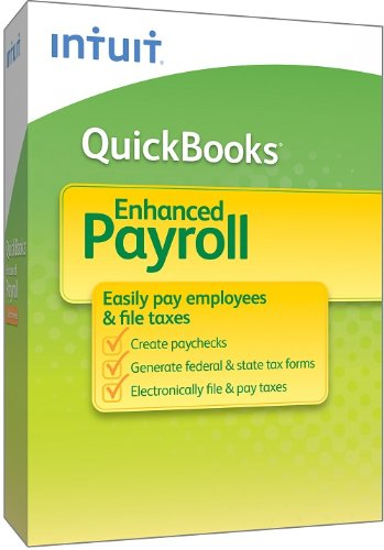 QuickBooks Enhanced Payroll 2012